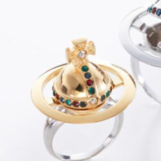 ヴィヴィアンウエストウッド(Vivienne Westwood)の新品未開封 Vivienne Westwood  復刻版POISON RING(リング(指輪))