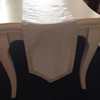 オオツカカグ(大塚家具)のテーブルランナー(ダイニングテーブル)