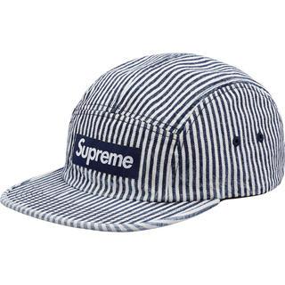 シュプリーム(Supreme)のsupreme Denim camp cap(キャップ)