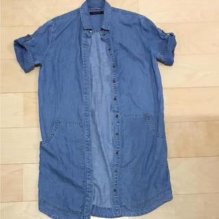 オールセインツ(All Saints)の専用オールセインツ デニムシャツ シャツ (シャツ/ブラウス(半袖/袖なし))