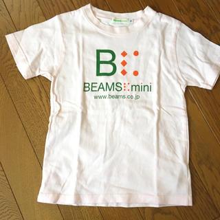 ビームス(BEAMS)のBEAMS mini☆110-120☆半袖Tシャツ(Tシャツ/カットソー)