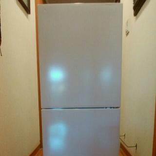 ムジルシリョウヒン(MUJI (無印良品))の【Tnさま専用】無印良品 冷蔵庫(冷蔵庫)