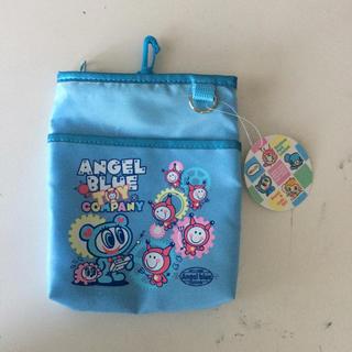 ANGEL BLUE ポーチ 新品タグ付き