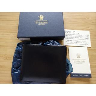 エッティンガー(ETTINGER)のETTINGER エッティンガー ×トゥモローランド 二つ折り財布■送料込(折り財布)