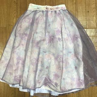 リズリサ(LIZ LISA)のスカート(ロングスカート)