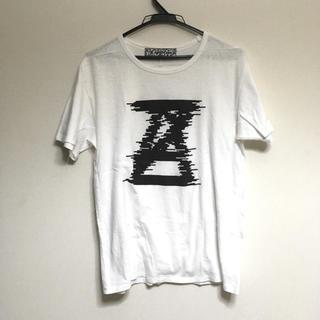 アンリアレイジ(ANREALAGE)のANREALAGE ロゴTシャツ アンリアレイジ(Tシャツ/カットソー(半袖/袖なし))
