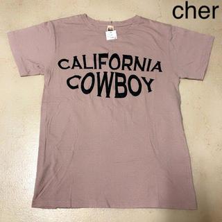 シェル(Cher)のCher(Tシャツ(半袖/袖なし))