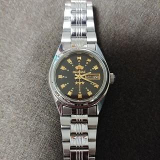 オリエント(ORIENT)のORIENT  オリエント 自動巻き 文字盤ブラック(腕時計)