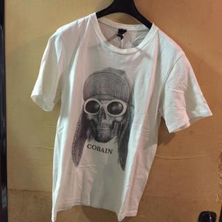 バイアス(BIAS)のバイアス BIAS COBAIN 中古(Tシャツ/カットソー(半袖/袖なし))