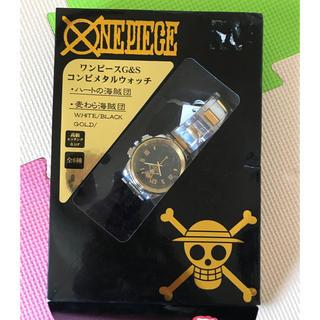 バンダイ(BANDAI)の値下げ・新品◉ ワンピースOne Piece 腕時計⌚️(腕時計(アナログ))