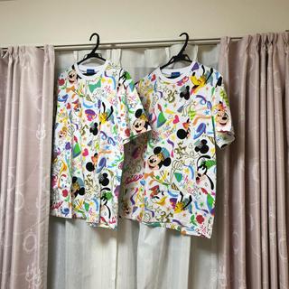 デイジー(Daisy)の【m様専用】35周年 ディズニー Tシャツ 【Lサイズ】【LLサイズ】(Tシャツ/カットソー(半袖/袖なし))