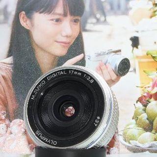 オリンパス(OLYMPUS)の❤️皆が虜になるボケ味!❤️オリンパス M.Zuiko 17mm❤️(レンズ(単焦点))