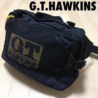 #2865 G.T.HAWKINS ホーキンス ボディバッグ 3WAY