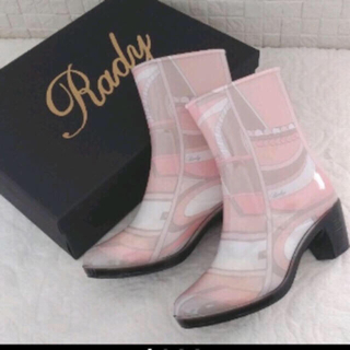 レディー(Rady)のradyレディー♡レインブーツ♡リエンダ.エミリアウィズ(レインブーツ/長靴)