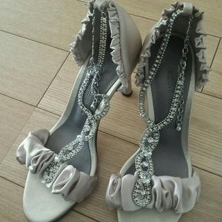 グレースコンチネンタル(GRACE CONTINENTAL)のグレース コンチネンタルの定番靴♪(ハイヒール/パンプス)