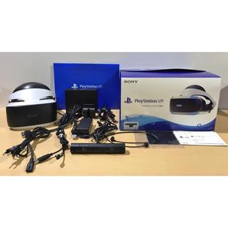 プレイステーションヴィーアール(PlayStation VR)の新型PSVR(家庭用ゲーム機本体)