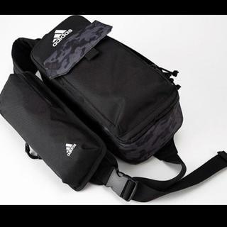 アディダス(adidas)のももクロ adidas スペシャル ボディバッグ ブラック 黒 ポシュレ(アイドルグッズ)