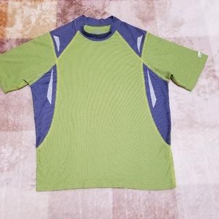 ゴーライト(GoLite)の反射素材プリント 超軽量Tシャツ メンズ S GoLite(Tシャツ/カットソー(半袖/袖なし))
