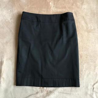 オルタナティブバージョンダブルアール(alternative version WR)のブラック タイトスカート(ひざ丈スカート)