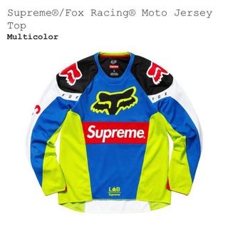 シュプリーム(Supreme)のSupreme®/Fox Racing® Moto Jersey Top(モトクロス用品)