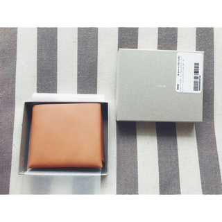 イロセ(i ro se)のirose seamless short wallet(財布)