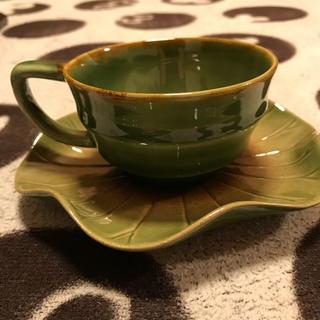 ジェンガラ(Jenggala)のジェンガラ カップ ソーサー(グラス/カップ)