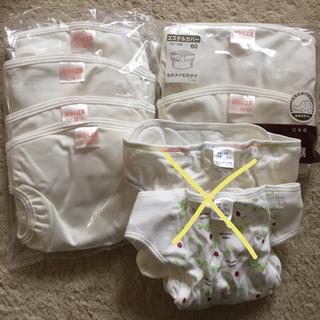 アカチャンホンポ(アカチャンホンポ)の赤ちゃん 布オムツセット即日発送可☆災害備品にも(布おむつ)