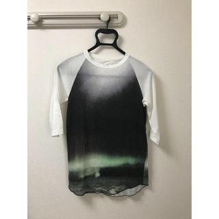 ダックアンドカバー(DUCK AND COVER)のダックアンドカバー 転写Tシャツ サイズXS(Tシャツ/カットソー(七分/長袖))