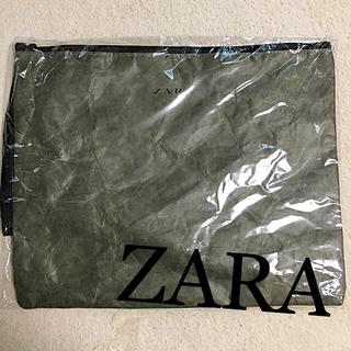 ザラ(ZARA)のZARAクラッチバッグ(セカンドバッグ/クラッチバッグ)
