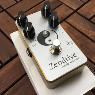 Hermida Audio Zendrive Gold (エフェクター)