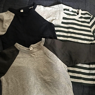 ムジルシリョウヒン(MUJI (無印良品))の無印良品 Tシャツセット(Tシャツ/カットソー)
