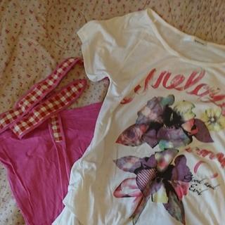 ミスティウーマン(mysty woman)のmystywoman 【セット売り】Tシャツ(Tシャツ(半袖/袖なし))