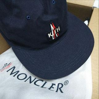 モンクレール(MONCLER)の【日本未発売】KITH X MONCLER DECON WOOL CAP(その他)