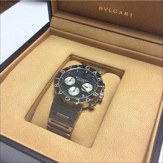 ブルガリ(BVLGARI)のブルガリ 時計 bb38ssch(その他)