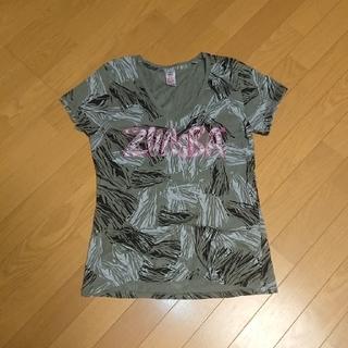 ズンバ(Zumba)のZUMBAズンバTシャツ(ダンス/バレエ)