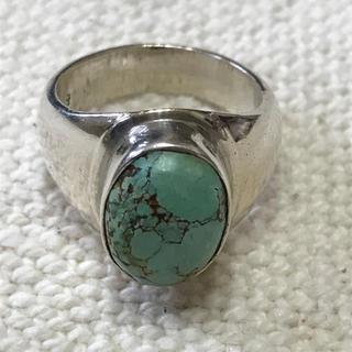 天然石 リング 天然石リング 天然石 指輪 薄い緑(リング(指輪))