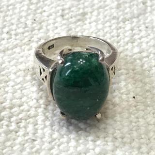 天然石 リング 天然石リング 天然石 指輪 グリーン(リング(指輪))