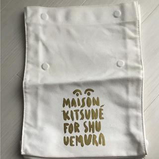 メゾンキツネ(MAISON KITSUNE')のMAISONKITSUNE SHUUEMURA クラッチバッグ(クラッチバッグ)