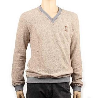 フランキーモレロ(Frankie Morello)のフランキーモレロ メンズセーター サイズ(#L)(ニット/セーター)