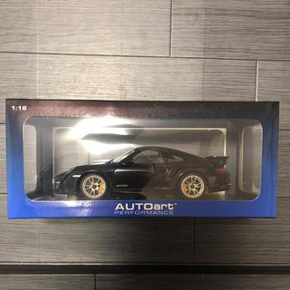 ポルシェ(Porsche)のPorsche911 (997)GT2RS AUTOart(模型/プラモデル)