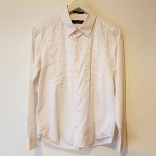 ウェアラバウツ(WHEREABOUTS)のWHEREABOUTS ウェアラバウツ ドレスシャツ(シャツ)