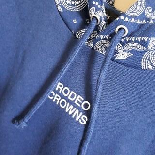ロデオクラウンズワイドボウル(RODEO CROWNS WIDE BOWL)のあゆ様専用(パーカー)