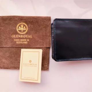 グレンロイヤル(GLENROYAL)のグレンロイヤル 2つ折り財布(折り財布)