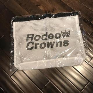 ロデオクラウンズワイドボウル(RODEO CROWNS WIDE BOWL)のRCWB ノベルティ メッシュバック(その他)