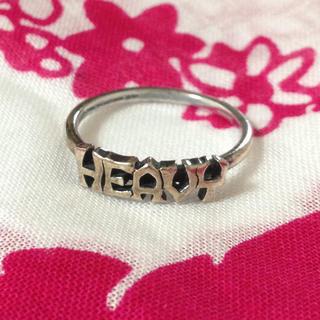 マウジー(moussy)のmoussy  HEAVYリング(リング(指輪))