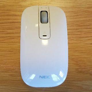 エヌイーシー(NEC)のNEC ワイヤレス マウス(PC周辺機器)