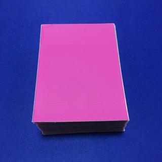 デュエルマスターズ(デュエルマスターズ)のフォーラムスリーブ ピンク 40枚(カードサプライ/アクセサリ)
