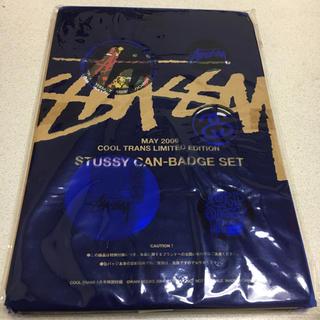 ステューシー(STUSSY)のstussy ステューシー 缶バッジ 5個セット(バッジ/ピンバッジ)