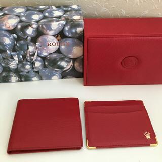 ロレックス(ROLEX)のロレックス ウォレット&カードケース(財布)
