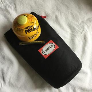 プリムス(PRIMUS)のPRIMUS. カートリッジバッグとFUEL METER(登山用品)